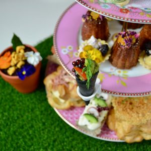 scented botanist afternoon tea