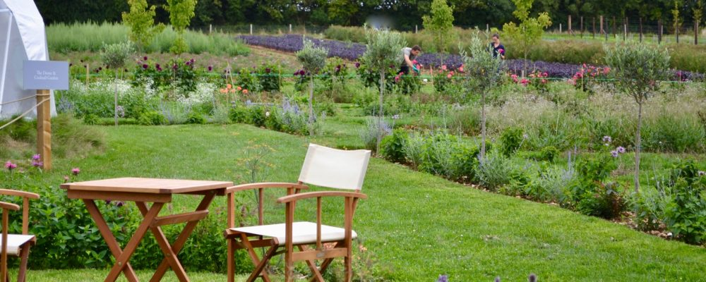Cocktail Garden, Cutting Garden & Crops